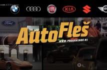 Auto Fles