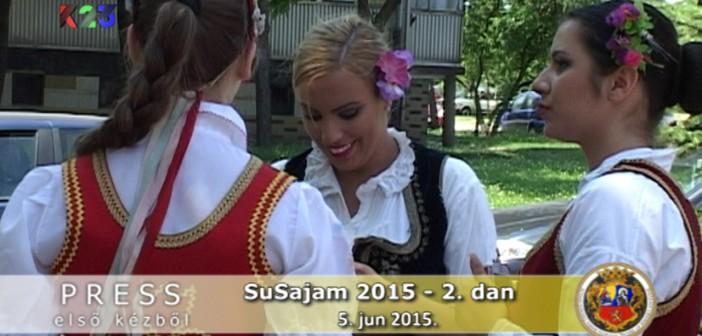 SuSajam 2015 – Hronika 3