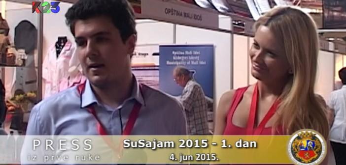 SuSajam 2015 – Hronika 1