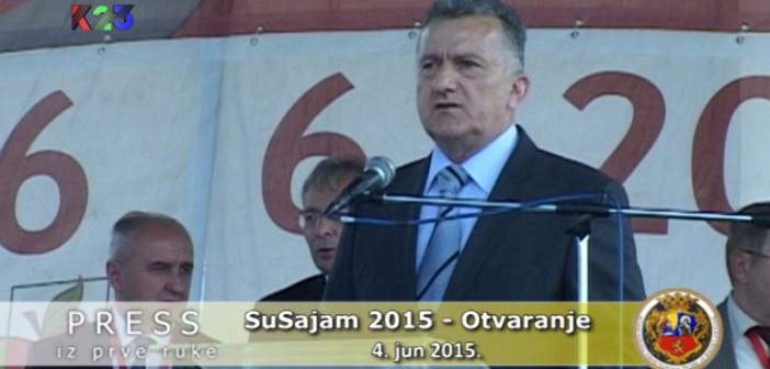 SuSajam 2015 – Otvaranje